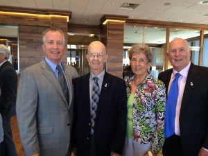Tim Gentry, Joe Williams, Linda Williams, Bill Farley
