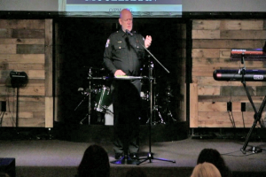 Chaplain Doug McLerran