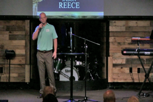 Logan County Chaplain Jason Reece